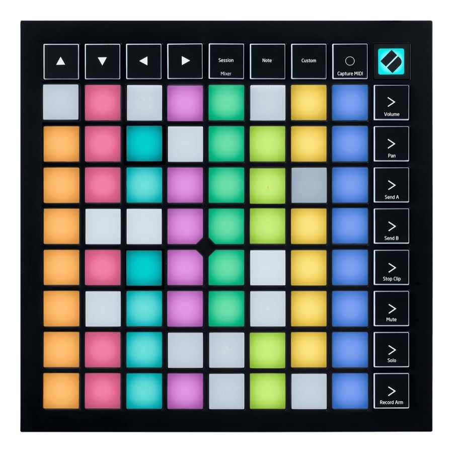 Novation Launchpad X Matrix 8x8 pads RGB