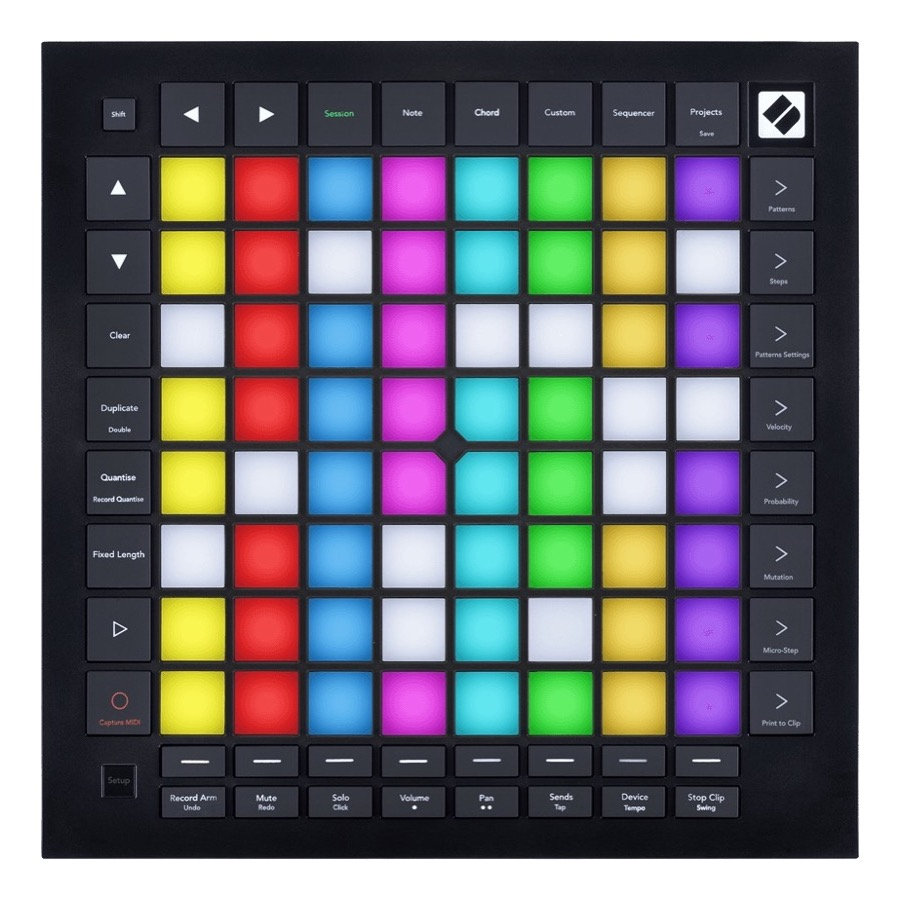 Novation Launchpad Pro MK 3 Matrix 8x8 RGB + 40 pads