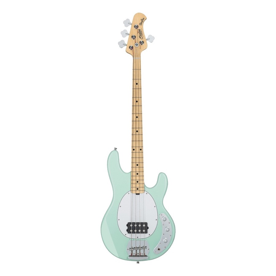 Sterling by Music Man - Stingray 4 Bas Mint Green