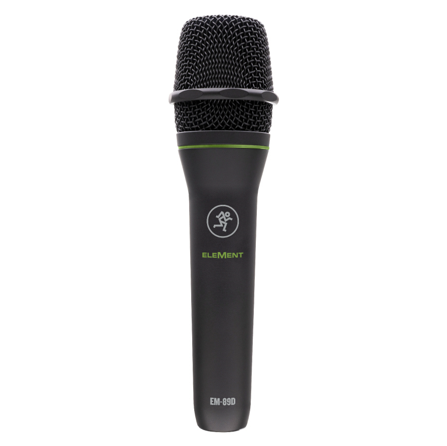 Mackie EM 89D Dynamische Vocal Microfoon