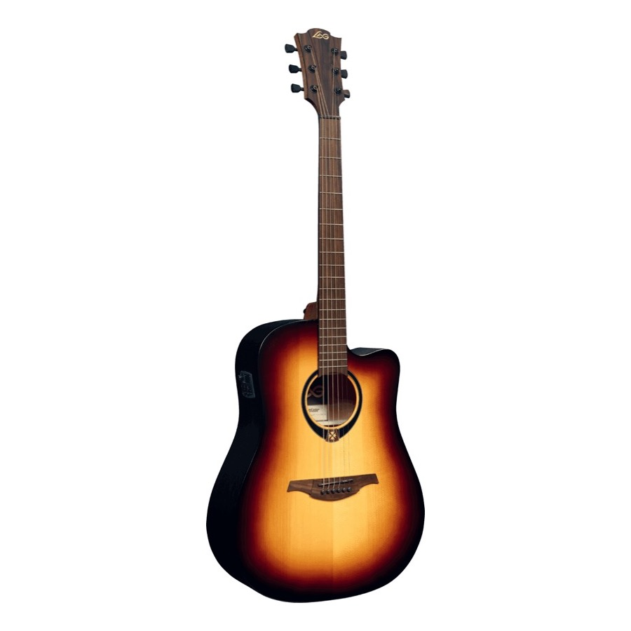 Lag T 70 DCE BRB / T70DCE BRB Electro Western gitaar
