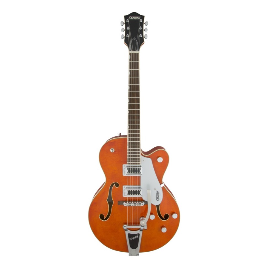 Gretsch G 5420 T / G5420T Electromatic Hollow Body Bigsby Orange Stain