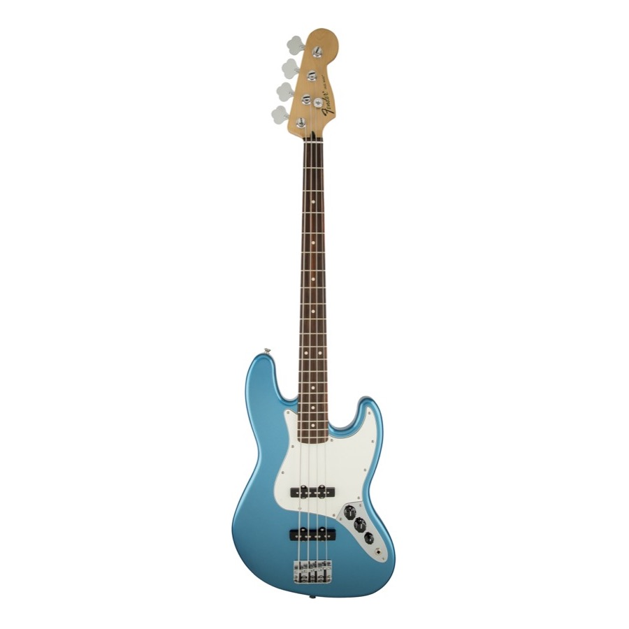 Fender Standard Jazz Bass® Lake Placid Blue Elektrische Bas Gitaar