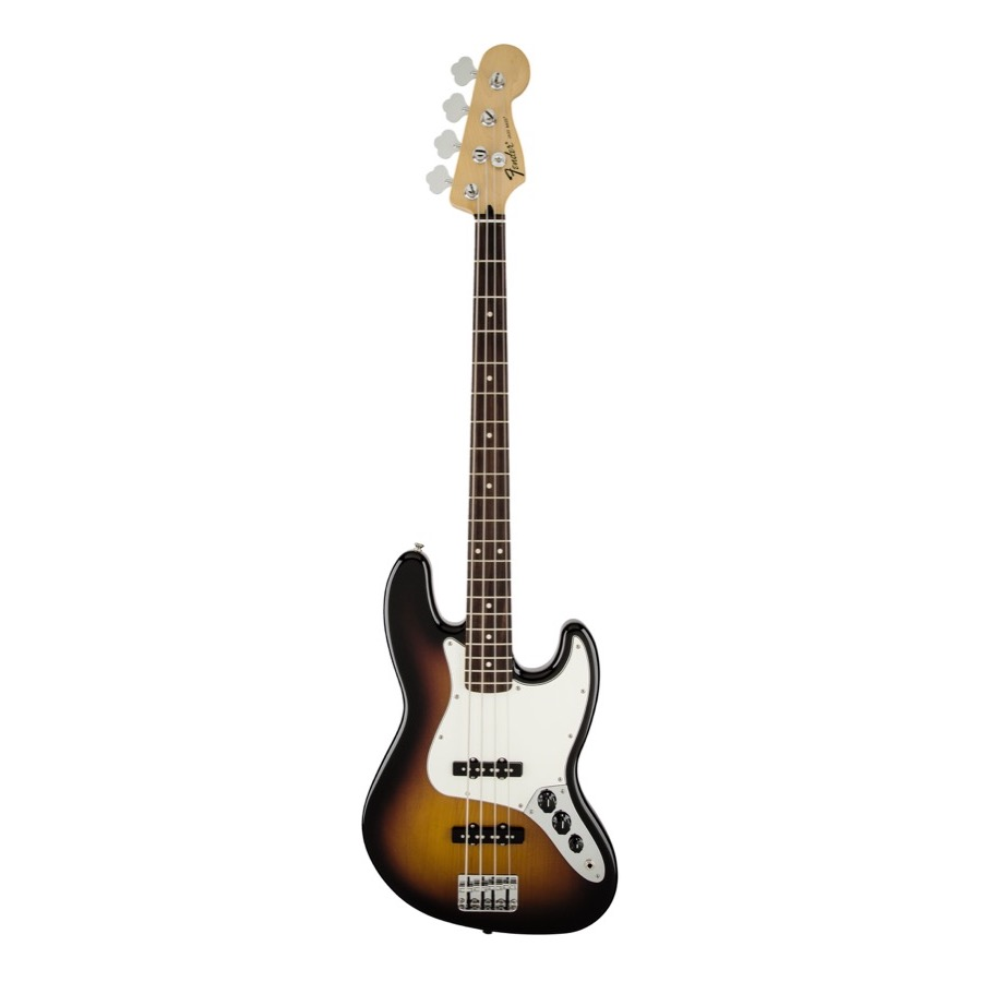 Fender Standard Jazz Bass® Brown Sunburst Elektrische Bas Gitaar