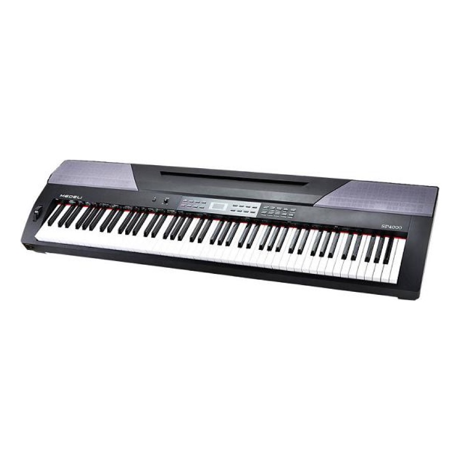 Medeli SP 4000 BK / SP4000BK Digitale Stage Piano