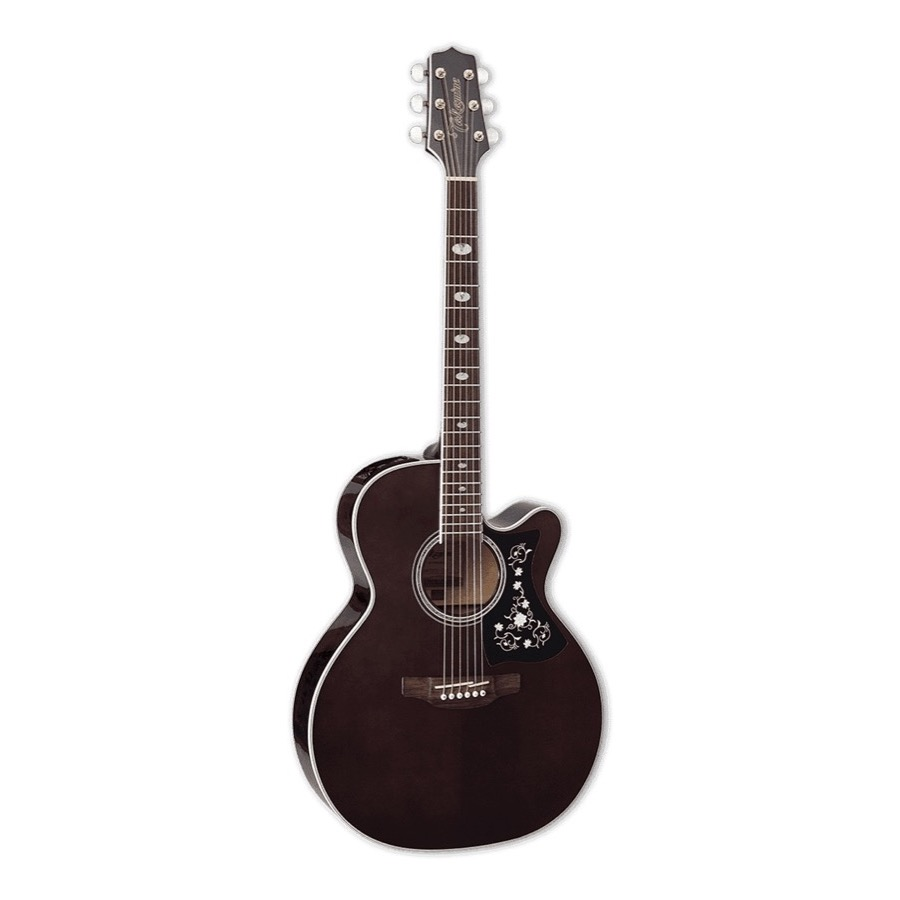 Takamine GN 75 CE TBK / GN75CE TBK Cutaway Electro Transparent Black