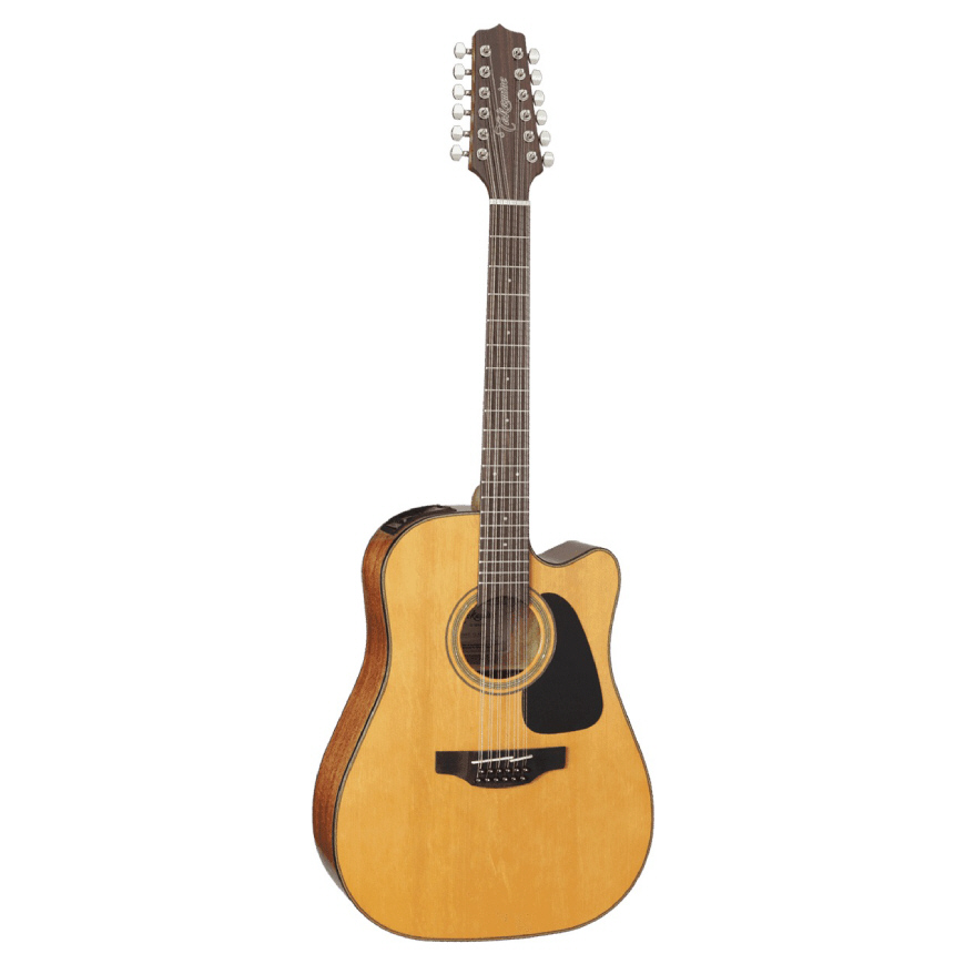 Takamine GD 30 CE 12 Nat / GD30CE 12 Nat Dreadnought Cutaway Electro Natural 12 String PRIJSVERLAGING !!