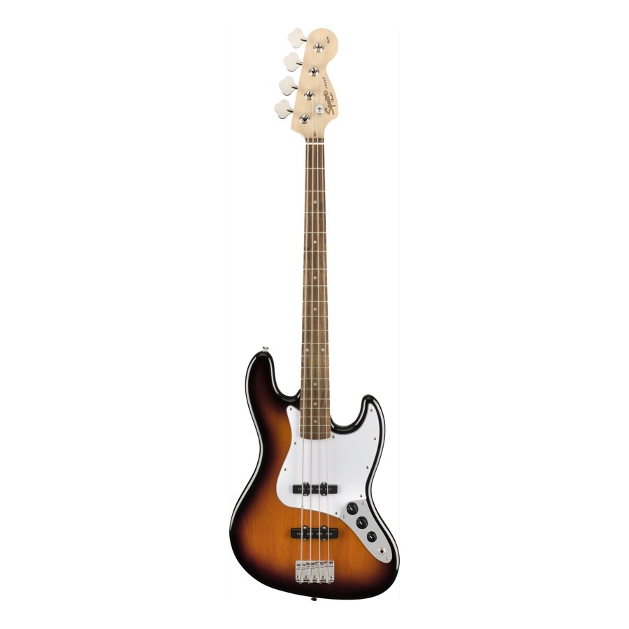 Fender Squier Affinity Series™ Jazz Bass ® Brown Sunburst