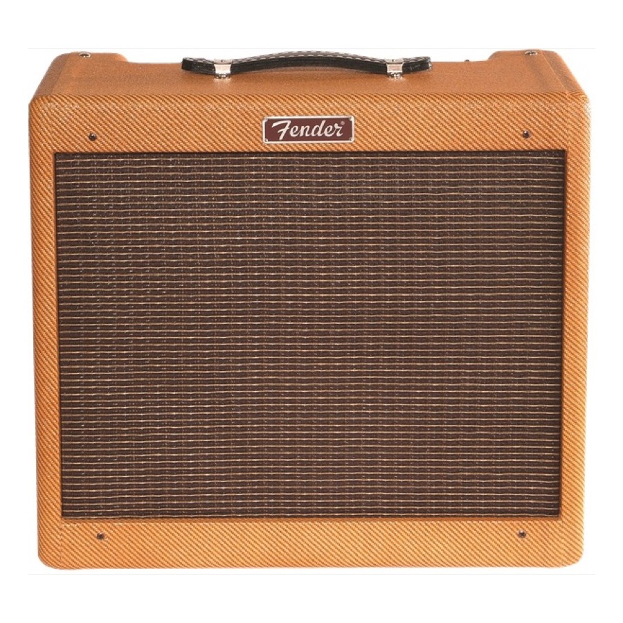 Fender Blues Junior ™ Lacquered Tweed 15 Watt Buizen Gitaarversterker