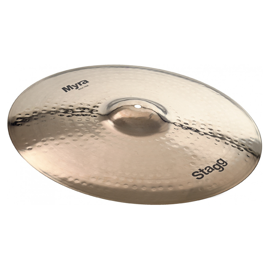 "Stagg Myra 21"" Brilliant Rock Ride Cymbal BLACK FRIDAY 2020 AANBIEDING !!"