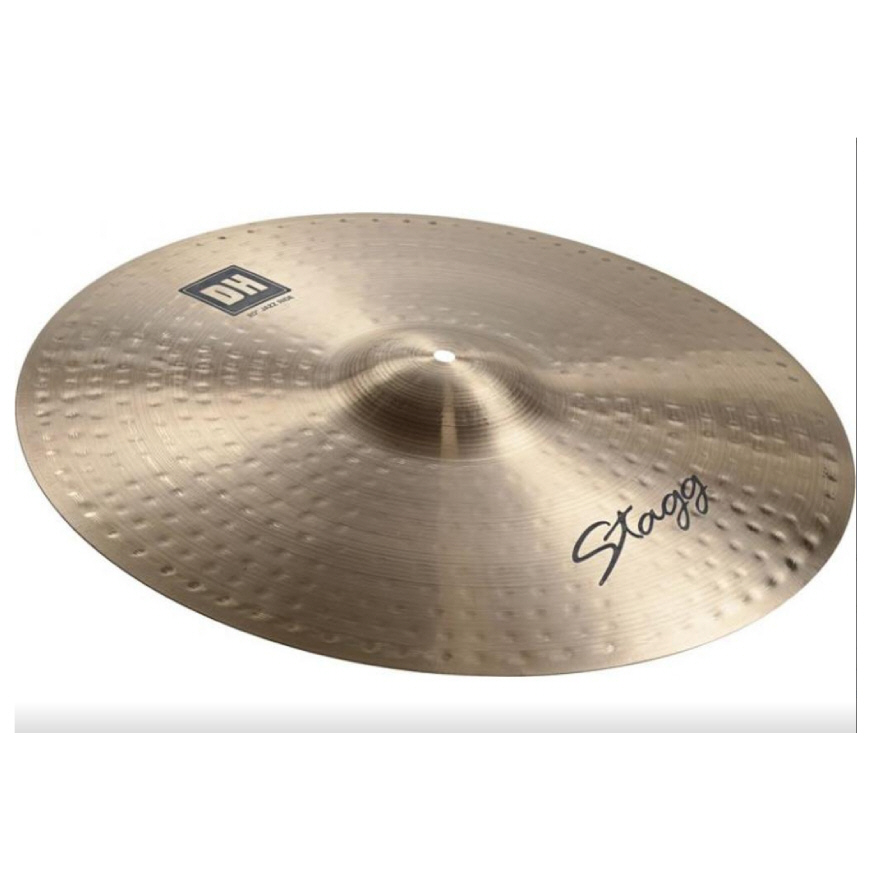 "Stagg DH RM20B 20"" Ride Medium Brilliant Cymbal BLACK FRIDAY 2020 AANBIEDING !!"