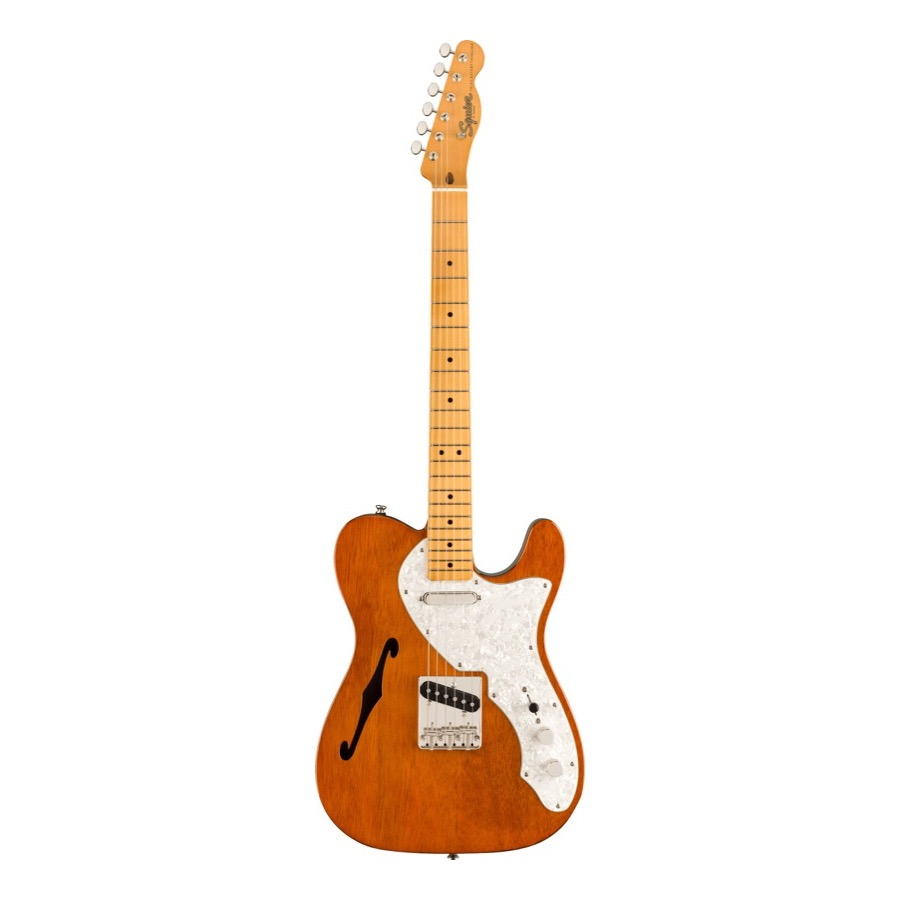 Fender Squier Classic Vibe '60s Telecaster® Thinline Maple Fingerboard Natural Elektrische Gitaar